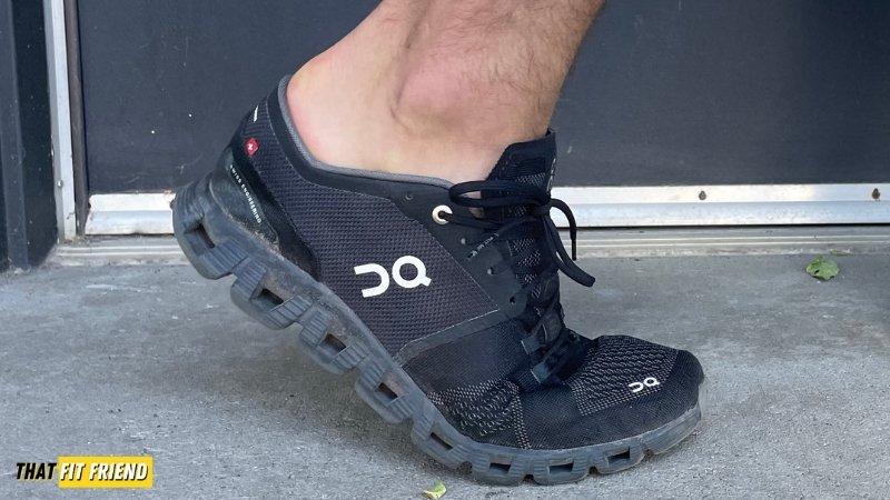 how to fix heel slip